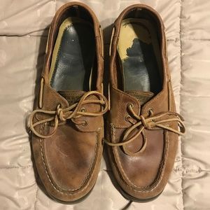 Sperry Top-Sider Boat Shoes, Size 11 1/2 (W)